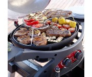 Twin Grill Warming Rack | Twin Grill
