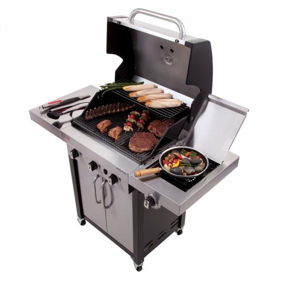 Char Broil Professional Series 3 Burner Gas Grill
