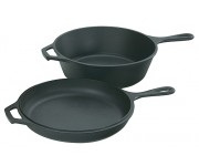 Combo Cooker 26cm | Lodge Cast Iron Cookware