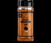 BBQ Rub - Rockin Moroccan  | Spicecraft Rubs & Seasonings