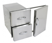 Door Drawer Set | Built-In Additions | Grandfire  | Built-In Additions