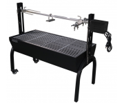 Charcoal Spit Roaster  | Flat Top & Catering | Charcoal  | Charmate