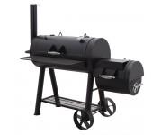 Wrangler Offset BBQ/Smoker | Charmate | Smokers