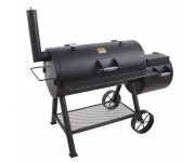 Longhorn Offset Smoker | Oklahoma Joe's  | Smokers