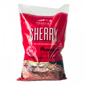 Cherry Pellets  | Pellet Fuel | Wood Pellets | SHOWCASE