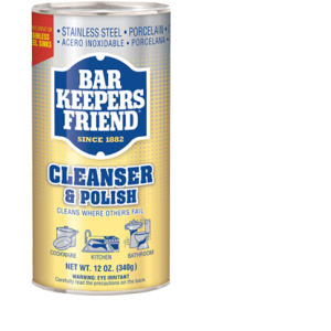 BKF Cleanser and Polish 340g | BBQ CLEANING