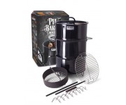 Pit Barrel Cooker | Pit Barrel | Charcoal  | Smokers | SHOWCASE