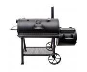 Highland Reverse Flow Smoker | Oklahoma Joe's  | Smokers