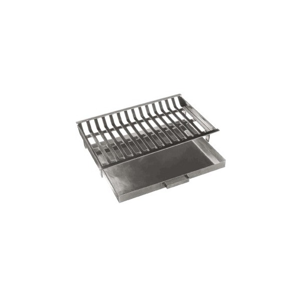 Buschbeck Fire Grate And Ash Pan
