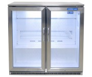 Double Door Fridge | Grandfire Components | Outdoor Kitchen | Built-In Additions | Built-In Additions