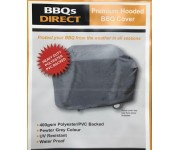 Premium Hooded BBQ Cover M | BBQ COVERS