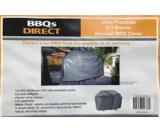 Ultra Premium Hooded BBQ Cover L | BBQ COVERS