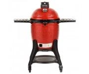 Classic III Kamado Grill Red | Charcoal  | Kamado Joe