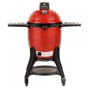 Classic III Kamado Grill Red   Charcoal    Kamado Joe