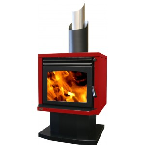 Ethos Genesis 18kW Woodfire | Ethos Woodfires | Home