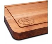 Pacific Rimu Board Small | The Famous BBQ