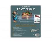 Adjustable Roast Cradle