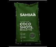 Coco Shots 10KG | Samba Fire and BBQ