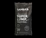 Super Lump Charcoal 10KG   Samba Fire and BBQ