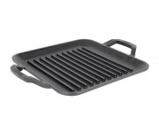 Square Grill Pan 28CM | Lodge Cast Iron