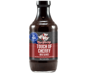 Touch of Cherry Sauce | Three Little Pigs