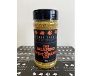 Jalapeno and Sweet Orange Rub   The Four Saucemen