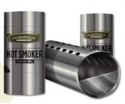 Gas Grill Smoker Box - Round | Smoker Boxes