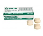 Ceramic Briquettes - Pack of 25 | Flame Tamers