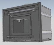 Ethos Zero Clearance Box | Ethos Insert/Inbuilt | Ethos Insert/Inbuilt