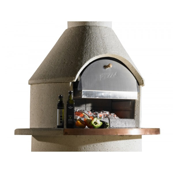 Buschbeck St Moritz With Pizza Insert Pizza Ovens Wood