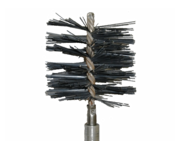 Chimney Sweep Brush - Wire 100mm | Flue Cleaning