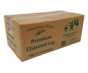 Commodities NZ Charcoal Logs 10KG | Charcoal and Briquettes