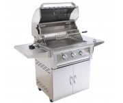 Deluxe 30 | Hooded Gas BBQs | Grandfire