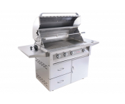 Deluxe 42 | Hooded Gas BBQs | Grandfire